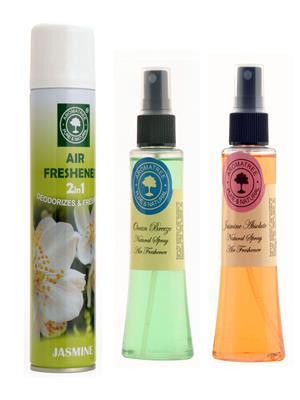 Aromatree 194ajsosj3007575 Room Freshener 75 Ml Set Of 3