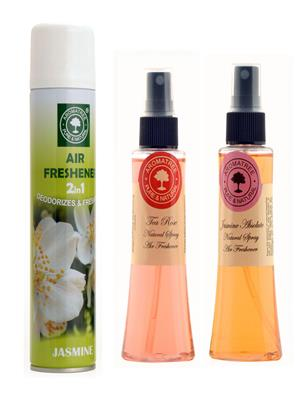 Aromatree 195ajstsj3007575 Room Freshener 75 Ml Set Of 3