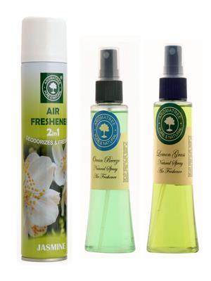 Aromatree 196ajsosl3007575 Room Freshener 75 Ml Set Of 3