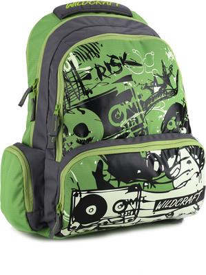 Wildcraft  Crump Green  Backpack