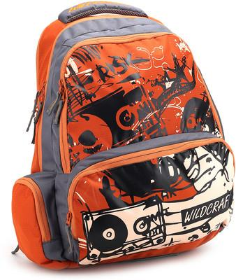 Wildcraft  Crump Orange  Backpack