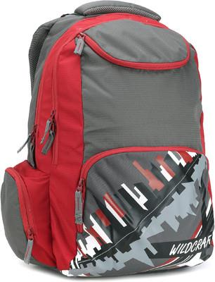 Wildcraft  LPTP Red  Backpack