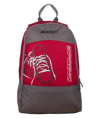 Wildcraft Spring Red Backpack