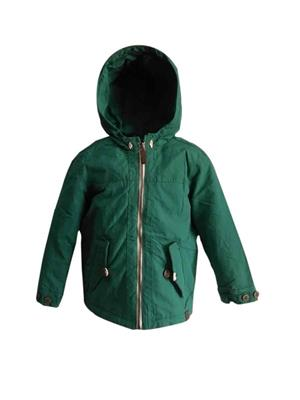 Jungste 2010  Green Boys Jacket