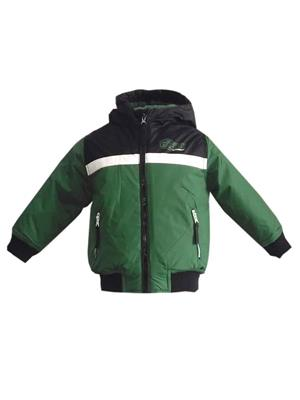 Jungste 2013  Green Boys Jacket