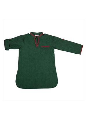 Fbbic 2126 Green Boy Kurta