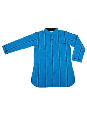Fbbic 2133 Blue Boy Kurta