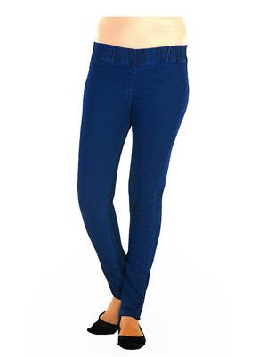 EBONY-nx 22-dx Blue Women Jegging