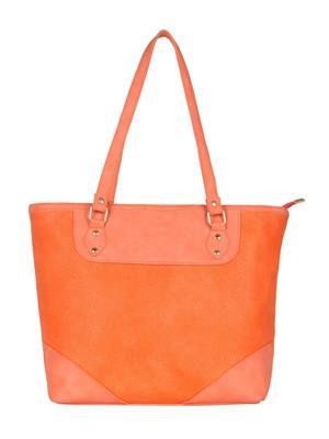 Cappuccino 22011A Saffron Women Tote Bag