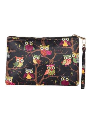 Cappuccino 22052 Multicolored Women Pouch