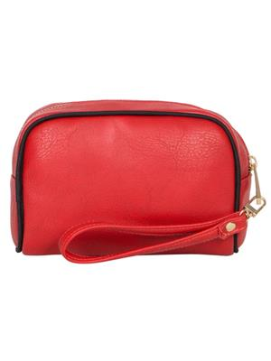 Cappuccino 22062 Red Women Pouch