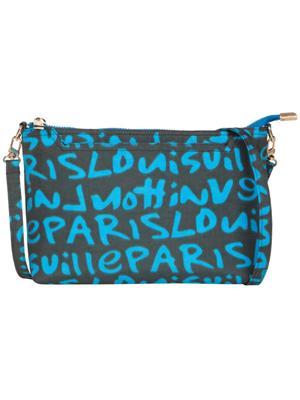 Cappuccino 22066 Blue Women Sling Bag