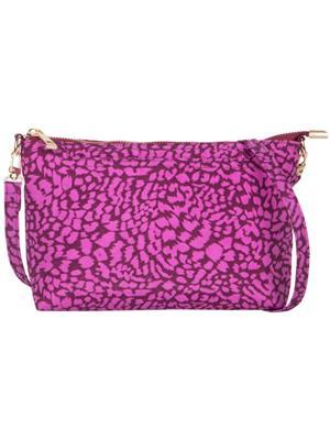 Cappuccino 22067 Purple-Pink Women Sling Bag