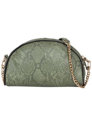 Cappuccino 22070 Green Women Sling Bag