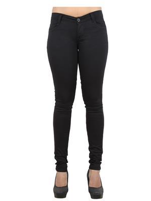 Ebony-Nx 25 Black Women Trouser