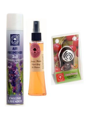 Aromatree 27ejc3007510 Air freshener Car Perfume 10 Ml Set of 3