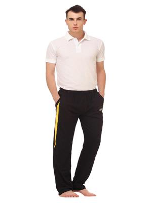 2GO JP01 Black Yellow Mens Lower