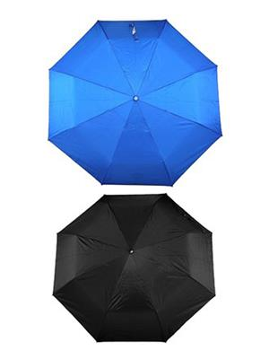 Slr Umbrella 2 F Black & Blue Umbrella Combo