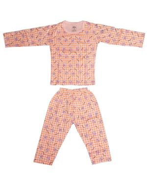 Fubu 3000-1-Pc-Pc Peach Infant T-Shirt-Pyjama Set Combo Pack