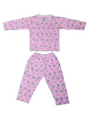 Fubu 3000-1-P-P Multicolored Infant T-Shirt-Pyjama Set Combo Pack