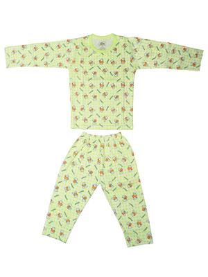 Fubu 3000-1-W-G Green Infant T-Shirt-Pyjama Set Combo Pack