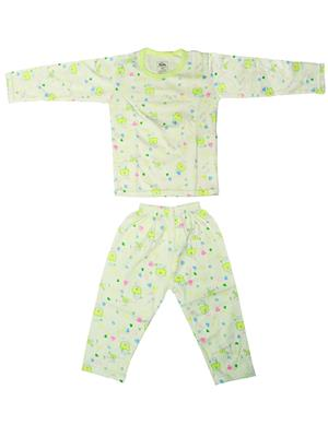 Fubu 3000-2-G-G Green Infant T-Shirt-Pyjama Set Combo Pack