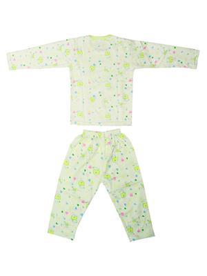 Fubu 3000-2-G-G Green Infant T-Shirt-Pyjama Set Combo Pack