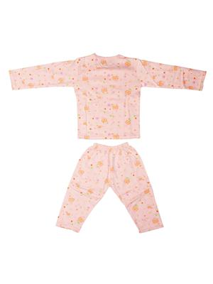 Fubu 3000-2-Pc-Pc Peach Infant T-Shirt-Pyjama Set Combo Pack