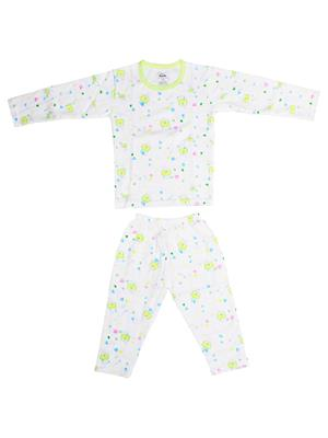 Fubu 3000-2-Wg Multicolored Infant T-Shirt-Pyjama Set Combo Pack