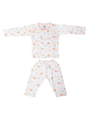Fubu 3000-2-W-Pc Multicolored Infant T-Shirt-Pyjama Set Combo Pack