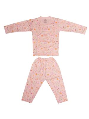Fubu 3000-3-Pc-Pc Peach Infant T-Shirt-Pyjama Set Combo Pack
