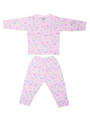Fubu 3000-3-P-P Multicolored Infant T-Shirt-Pyjama Set Combo Pack