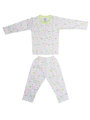 Fubu 3000-3-W-G Multicolored Infant T-Shirt-Pyjama Set Combo Pack