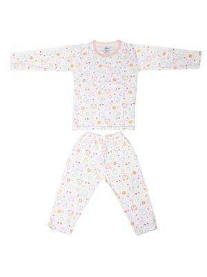 Fubu 3000-3-W-Pc Multicolored Infant T-Shirt-Pyjama Set Combo Pack