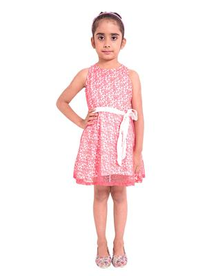 Fbbic 3004 Multicolored Girl Frock