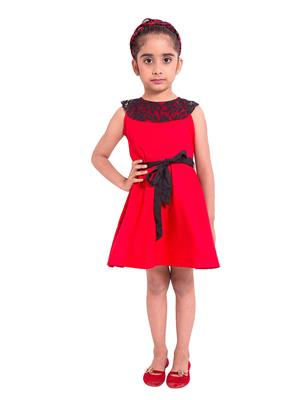 Fbbic 3007 Multicolored Girl Frock