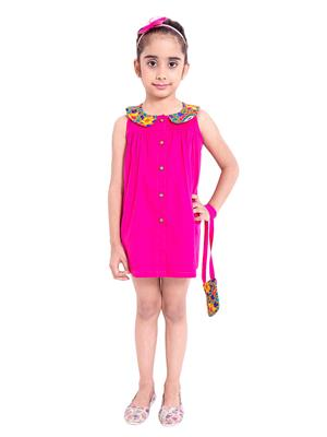 Fbbic 3011 Multicolored Girl Frock