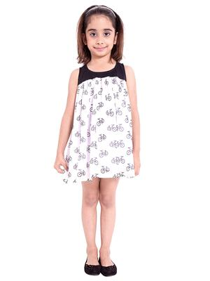 Fbbic 3012 Multicolored Girl Frock