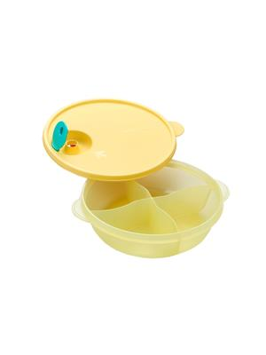 Signoraware 302 Yellow Container