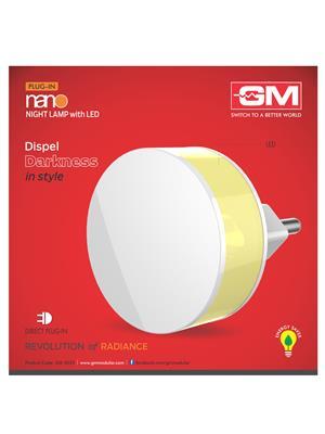 Gm 3032 Nano Led Night Lamp