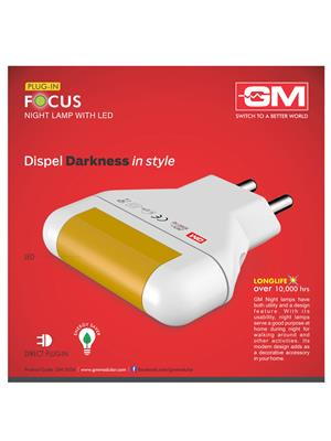Gm 3036 Focus Led Night Lamp