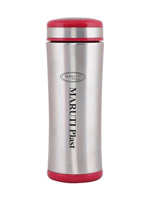 Maruti 30MHT0500R 01 Stainless Steel Table Red Flask