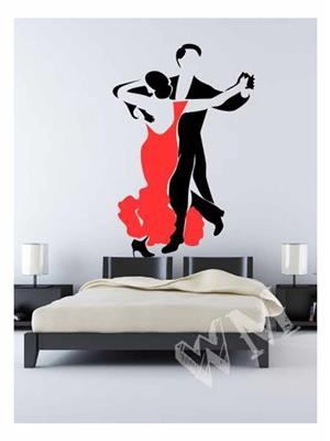 Wallmantra 32FA104775S Multicolored Wall Stickers