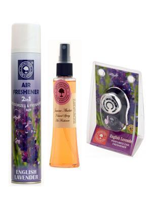 Aromatree 33eje3007510 Air freshener Car Perfume 10 Ml Set of 3