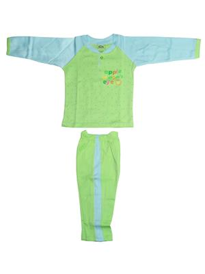 Fubu 3400-Gb Multicolored Infant T-Shirt-Lower Set Combo Pack