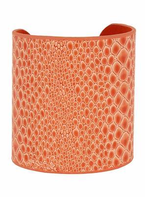 Fayon 38040 Orange Women Cuff Bracelet