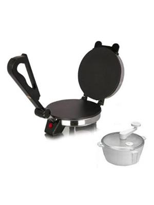 Quba Roti Maker With Dough Maker