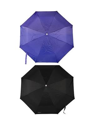 Slr Umbrella 3 F Black & Perple Umbrella Combo