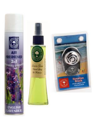 Aromatree 40elh3007510 Air freshener Car Perfume 10 Ml Set of 3