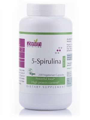 Zenith Nutrition 4400211011 capsule Ayurvedic & Organic